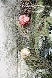 how to make a large wreath for free shabbyfufu