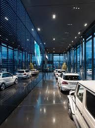 mercedes showroom mercedes benz vertrieb deutschland kardorff ingenieure lichtplanung