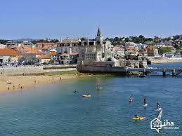 Cascais Portugal Map Cascais Rentals For Your Holidays With Iha Direct