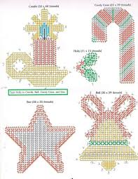 pin by dianna langley on christmas ornaments plastic canvas