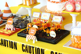construction party ideas i dig you construction birthday party