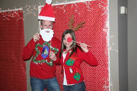 ugly sweater party friday we u0027re in love