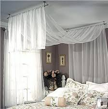 Draping Designs Curtains Draping Curtains Over Bed Designs Draping Over Bed