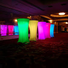 led furniture hire awesome fx