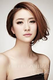 korean hairstyle for short hair with bangs hairstyle picture magz