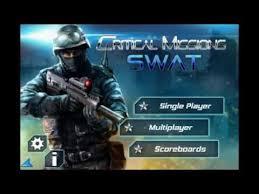 swat apk critical missions swat apk