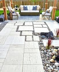 Best 25 Paver Designs Ideas Stones For Backyard U2013 Mobiledave Me
