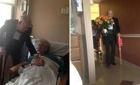 57 ans de mariage l amour véritable ne meurt jamais même après 57 ans de mariage