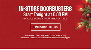 Is Sporting Goods Open On Thanksgiving S Sporting Goods Happy Thanksgiving Doorbuster Savings Start