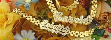 custom made name necklaces personalized hip hop jewelry buy hip hop name necklace rings