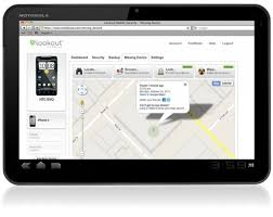 lookout android lookout mobile security now keeps your tablet safe android authority