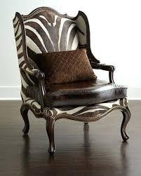 Zebra Chair And Ottoman Zebra Print Chair And Ottoman Zebra Print Chair Ottoman