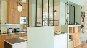 cuisine avec verrière intérieure 6 exemples réussis côté maison