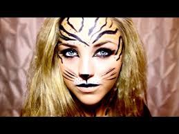 Snow Leopard Halloween Costume 65 Halloween Makeup Ideas Brit