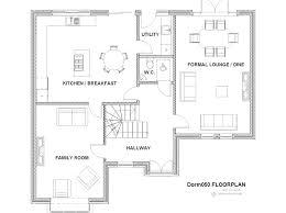 House Designs Ireland Dormer Dorm050