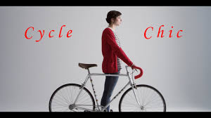 the cyclechic blog cyclechic our 2017 u0027cycle chic u0027 promo trailer youtube