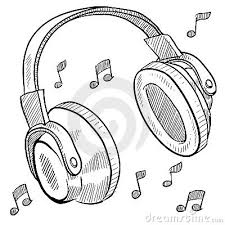 headphone music note clipart clipartxtras