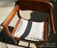 tips to reupholster a chair burlap u0026 denimburlap u0026 denim