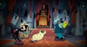 hotel transylvania series coming disney channel