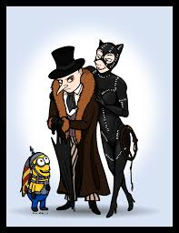 despicable me 2 batman returns halloween by xenothere on deviantart