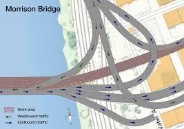 Las Vegas Traffic Map Drivers Frustrated By Traffic Impact Of Bridge Work