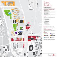 Map Ohio State by Parking For Garth Brooks Concerts And Osu Spring Game Nbc4i Com