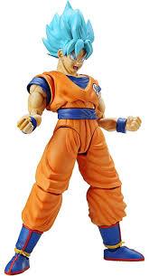 dragon ball figure rise standard super saiyan god super saiyan son
