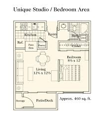 floor plans the arbor senior living independent retirement