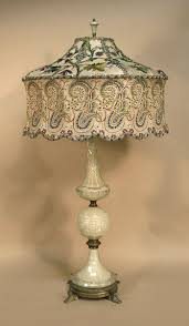 Table Lamp Shades by Best 25 Antique Table Lamps Ideas Only On Pinterest Vintage