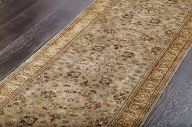 Beige Runner Rug Rugsville Antique Kurdish Beige Gold Knotted Runner