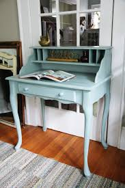 Shabby Chic Secretary Desk by Spring Colors Duck Egg Blue Desk U2014 A Simpler Design A Hub For