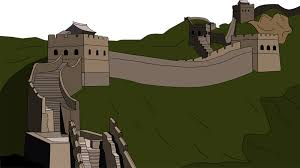 the great wall of china clipart free the great wall of china clipart