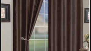 aurora home extra wide thermal 96 inch blackout curtain panel with