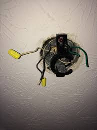 electrical ceiling fan u0026 light installation can u0027t get wiring