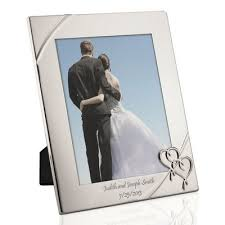 Engravable Wedding Gifts Personalized Wedding Gifts For The Couple Photo Albums Frames