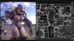 substance painter creating a character live stream 10 31 14