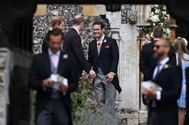who is on pippa middleton u0027s wedding guest list all the royals and