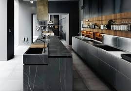 cuisine noir bois deco noir et bois affordable simple salon gris fonce et blanc with