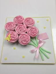 mothers day ideas diy cupcake bouquet cake cup cakes and