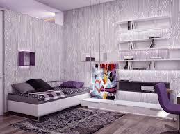 bedroom fancy red paint color scheme gradation for bedroom wall