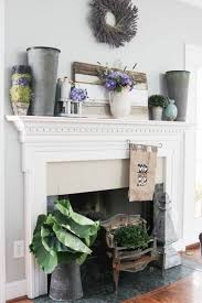 42 awesome summer mantel décor ideas digsdigs