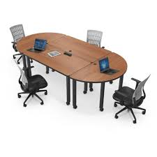 Modular Conference Table System Meeting And Conference Mooreco Inc Best Rite Balt