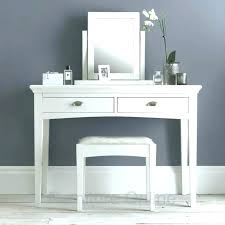 Ikea Vanity Table With Mirror And Bench White Vanity Desk Mirror