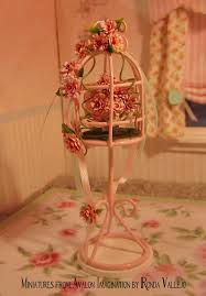 Shabby Chic Bird Cages by 228 Best Decorating With Bird Cages Images On Pinterest Birdcage