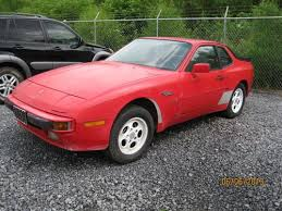 porsche 944 v8 find used 1985 porsche 944 project parts track car turbo and v8
