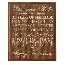 35th wedding anniversary gift cheap wedding anniversary gift year find wedding anniversary gift