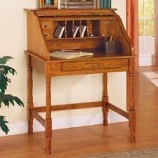 Wood Computer Desk With Hutch Foter by Small Roll Top Desk Foter