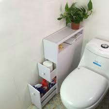 Bathroom Storage Cupboard Yontree 1 Pc Japanese Style Bathroom Storage Cupboard Wood Plastic