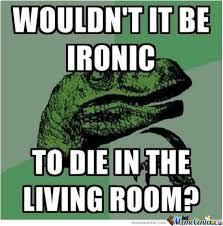 Love Hate Meme - die in a living room by ben meme center
