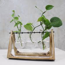 aliexpress com buy vintage style glass tabletop plant bonsai